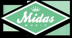 Logo Mídas Music